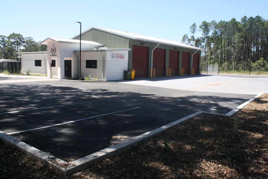 West Nowra Fire Station
