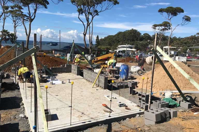 All Ages All Inclusive Playspace at Mollymook Beach
